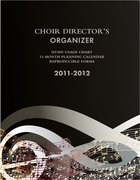 Choir Director's Organizer 2011-2012
