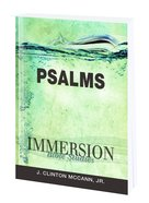 Psalms (Immersion Bible Study Series) Paperback
