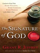 Signature of God, Revised Edition (Large Print) Paperback
