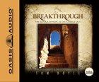 Breakthrough 5 CDS (Unabridged) CD