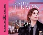 The Real Enemy (Unabridged, 8 CDS) (#01 in Sophie Trace Trilogy Audiobook Series) CD