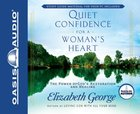 Quiet Confidence For a Woman's Heart (5cd Set) CD