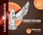 Forgotten God (Unabridged 3 Cds) CD
