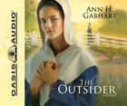 The Outsider (Unabridged, 9 Cds) CD
