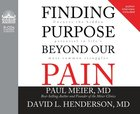 Finding Purpose Beyond Our Pain CD