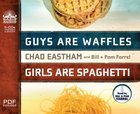 Guys Are Waffles, Girls Are Spaghetti CD