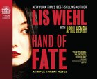 Hand of Fate (Unabridged, 8 CDS) (#02 in Triple Threat Novel Audio Series) CD