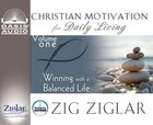 Winning With a Balanced Life (6 CDS) (#01 in Christian Motivation For Daily Living Series) CD