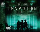 C.H.A.O.S #01: Invasion (7 CDS Unabridged) (#01 in A Chaos Novel Series) CD