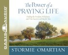 The Power of a Praying Life (7cds Unabridged) CD