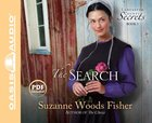 The Search (8 CDS Unabridged) (#03 in Lancaster County Secrets Audio Series) CD