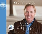 Max on Life (Unabridged, 6 Cds) CD