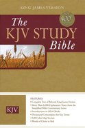 KJV Today's KJV Study Bible Bonded Leather