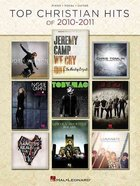 Top Christian Hits of 2010-2011 (Music Book)