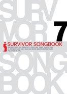 Survivor Songbook 7 Paperback