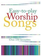 Easy-To-Play Worship Songs (Music Book) Paperback