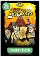 Poster Pack (12 X A2 Posters) (Egyptian Adventure Series) Poster