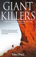 Giant Killers Paperback