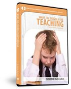 What the Schools Are Teaching: Zhow to Spot Lies in Textbooks (2010 Usa Supercamp Series) DVD