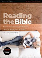 Reading the Bible (Matthias Minizines Series) Magazine