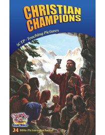 Dlc C5: Following the Faithful Teachers Guide Ages 10-12 (Christian Champions (Discipleland Level 5, Ages 10-12, Qtrs Abcd Series)
