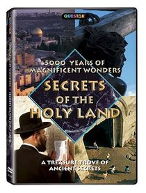 Secrets of the Holy Land