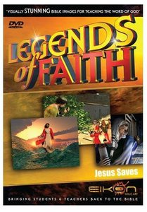Jesus Saves (DVD Rom) (Legends Of Faith Dvd Series)