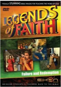 Failure and Redemption (DVD Rom) (Legends Of Faith Dvd Series)