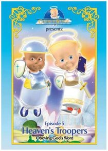 Heavens Troopers (#05 in Cherub Wings (Dvd) Series)