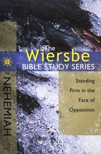 Nehemiah (Wiersbe Bible Study Series)