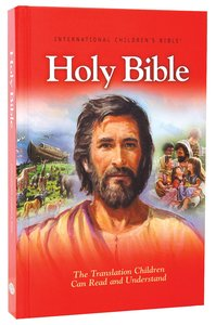ICB Big Red Holy Bible (Classic)