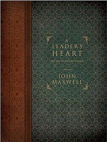 Journal: A Leaders Heart