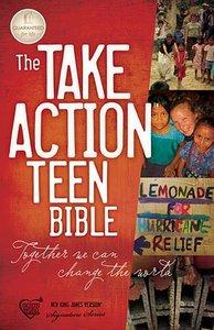 NKJV Take Action Teen Bible