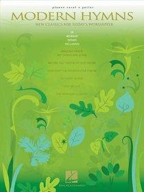 Modern Hymns Piano/Vocal/Guitar (Music Book)