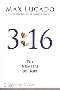 3:16 - the Numbers of Hope (Large Print)