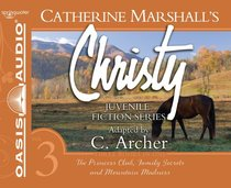 Christy Collection (Unabridged 9 Cds) (Books 7-9)