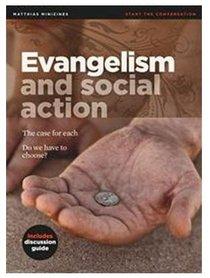 Evangelism and Social Action (Matthias Minizines Series)