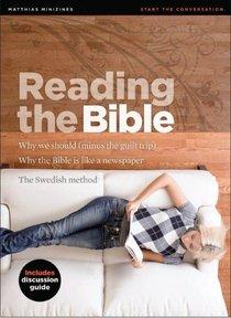 Reading the Bible (Matthias Minizines Series)
