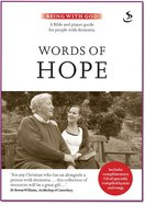 Words of Hope (Being With God Series)