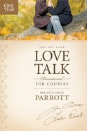 The One Year Love Talk Devotional For Couples Paperback
