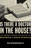 Is There a Doctor in the House? Paperback