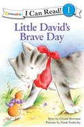Little David's Brave Day (I Can Read!1/little David Series)