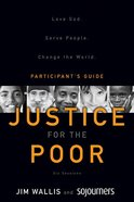 Justice For the Poor (Pack) Pack