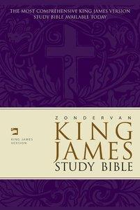 KJV Study (Red Letter Edition)