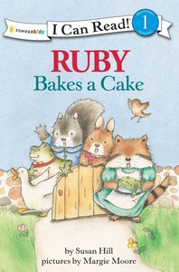 Ruby Bakes a Cake (I Can Read!1 Series)