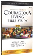 Courageous Living Bible Study Leader's Curriculum Kit (Courageous Series)