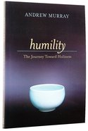Humility: The Journey Towards Holiness (Bethany Murray Classics Series) Paperback