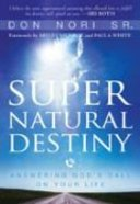 Supernatural Destiny Paperback
