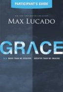 Grace (Participants Guide) Paperback