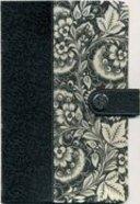 KJV Ultraslim Bible Designer Series Black/White Flexi Back